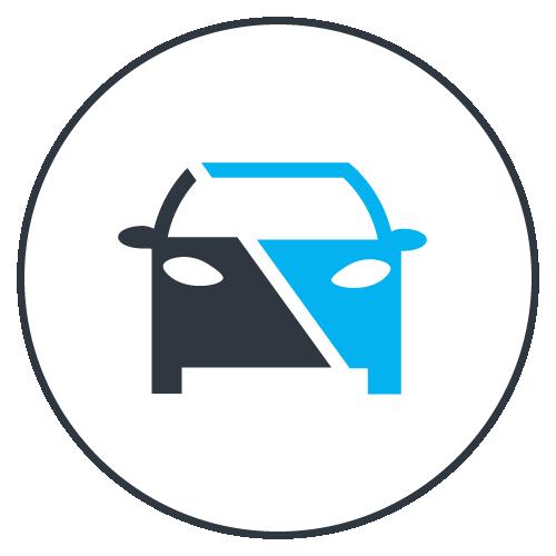 Ikona pro naší službu polepy vozidel.