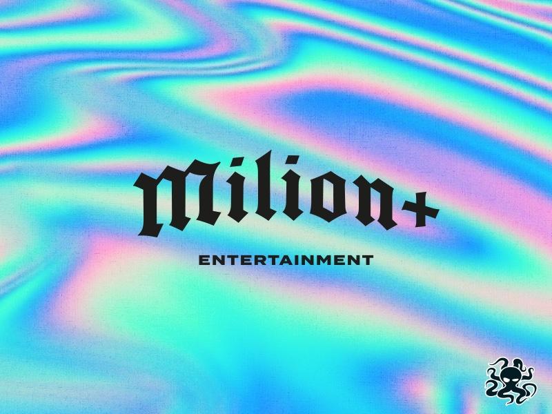 Obrázek s logem našeho klienta Milion+ který odkazuje na naše portfolio.